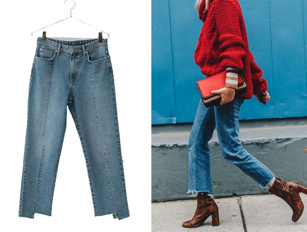 Bershka Jeans streetstyle look