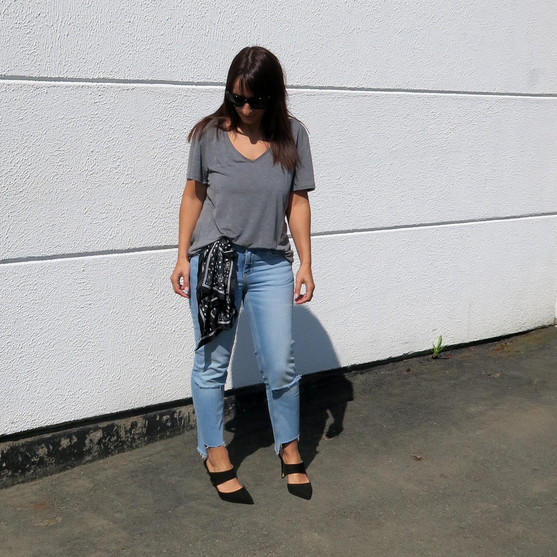 Blogger Modesalat Streetstyle