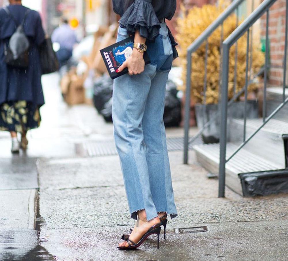 Vetements Jeans Hype