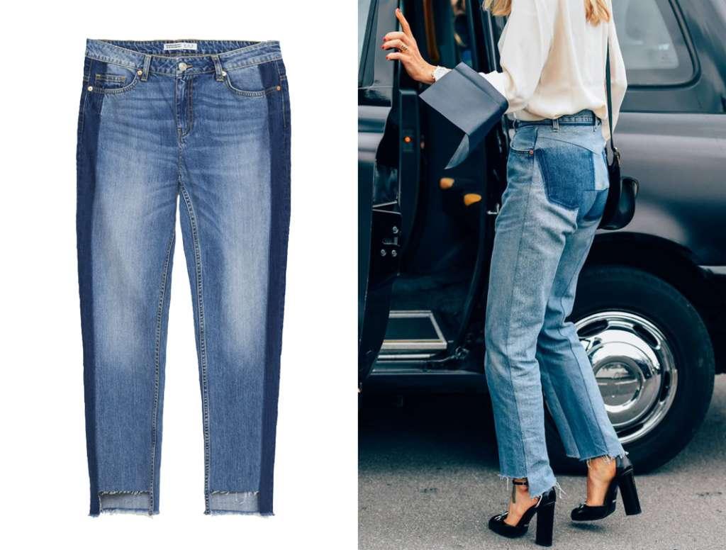 Zara Jeans Streetstyle