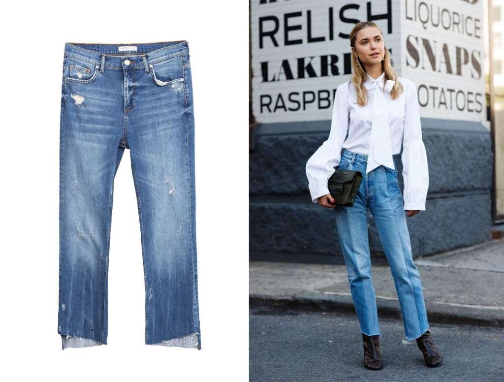 Zara Jeans Streetstyle 3