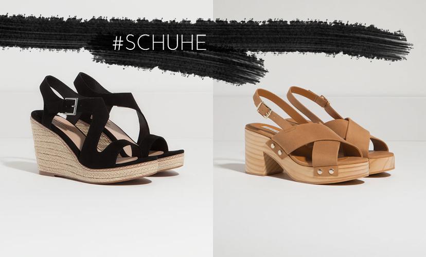 Oysho Schuhe