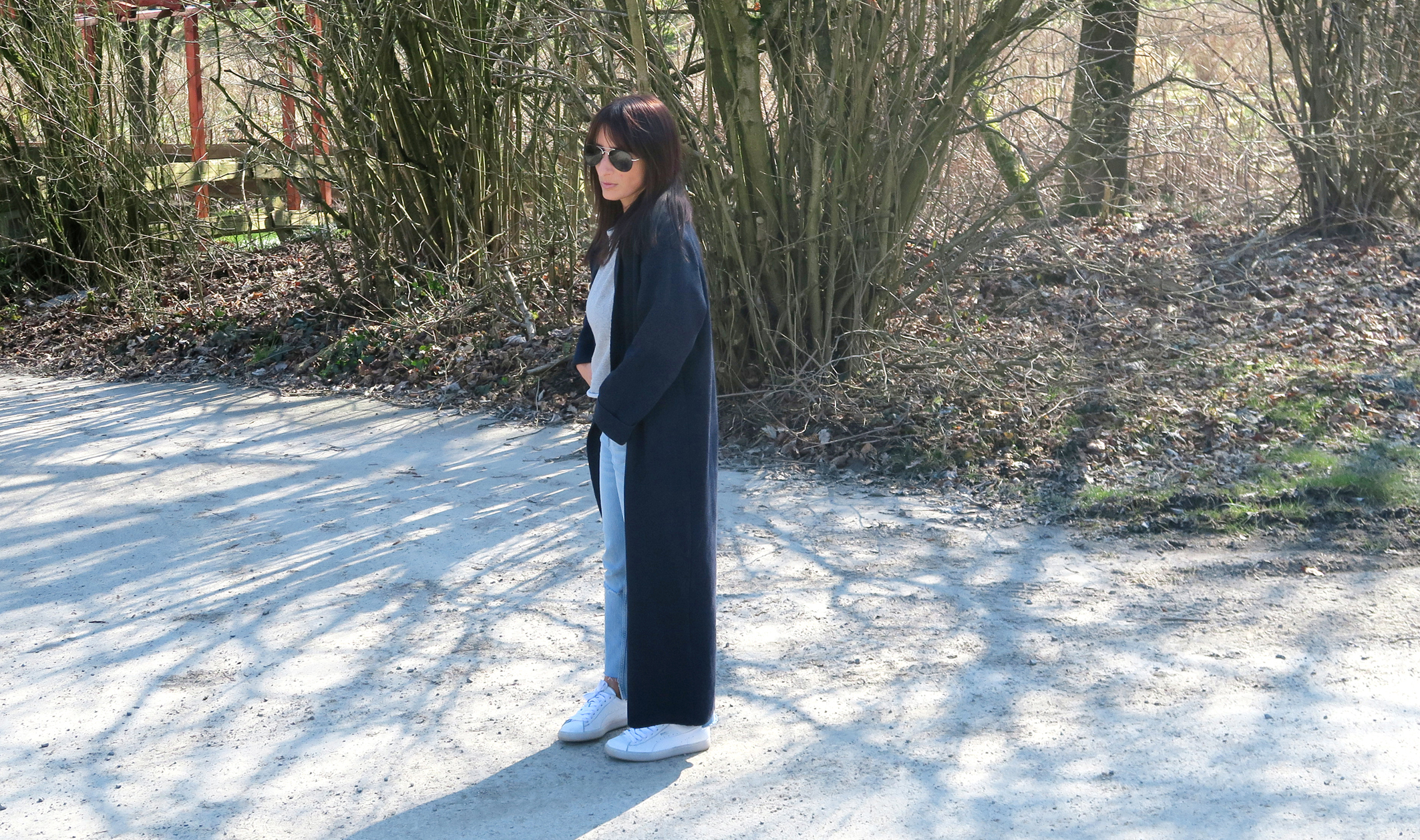 Streetstyle Long coat 2