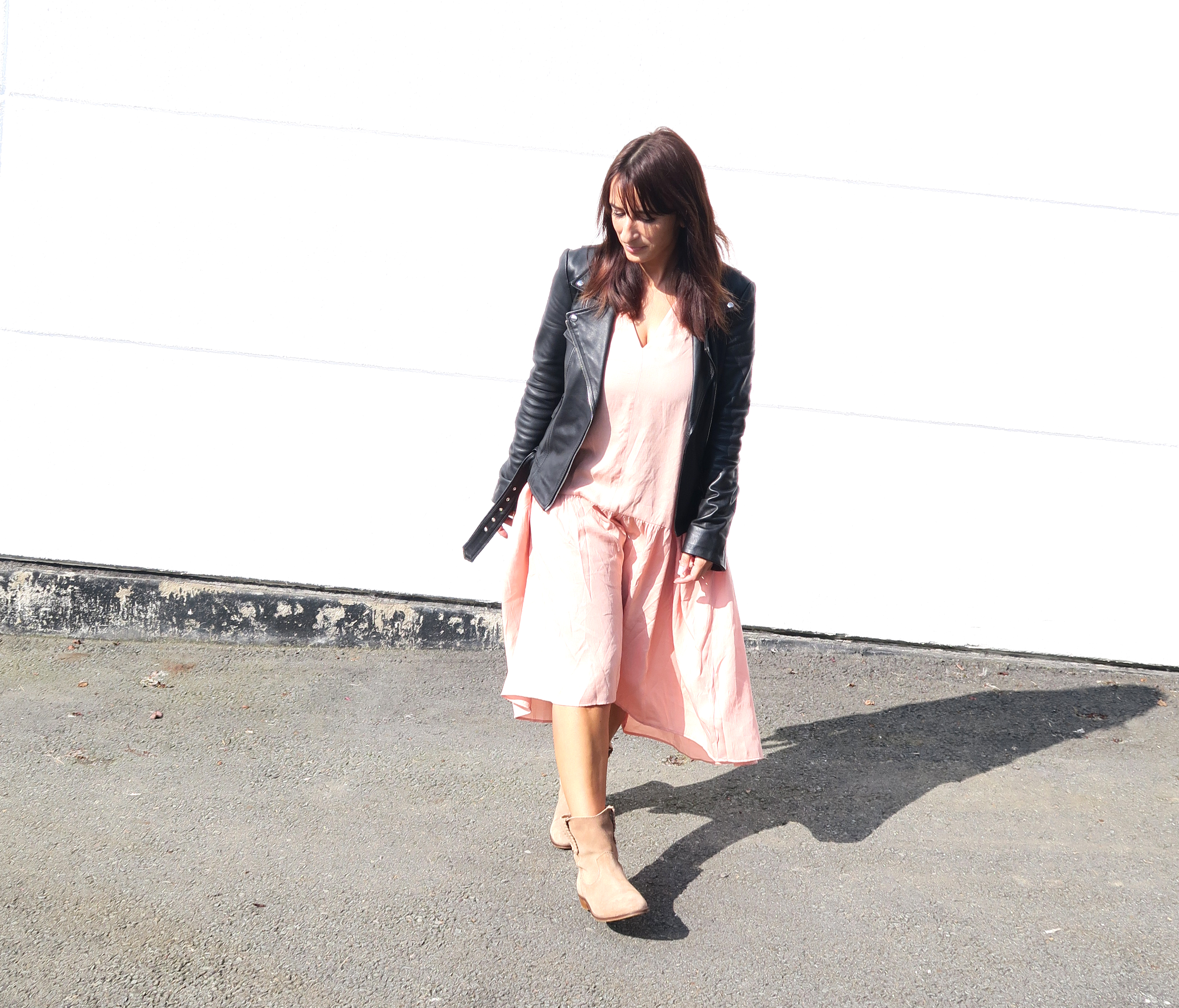 Modesalat-blogger-streetstyle-leather-bloggerstyle-ruffles-dress-2
