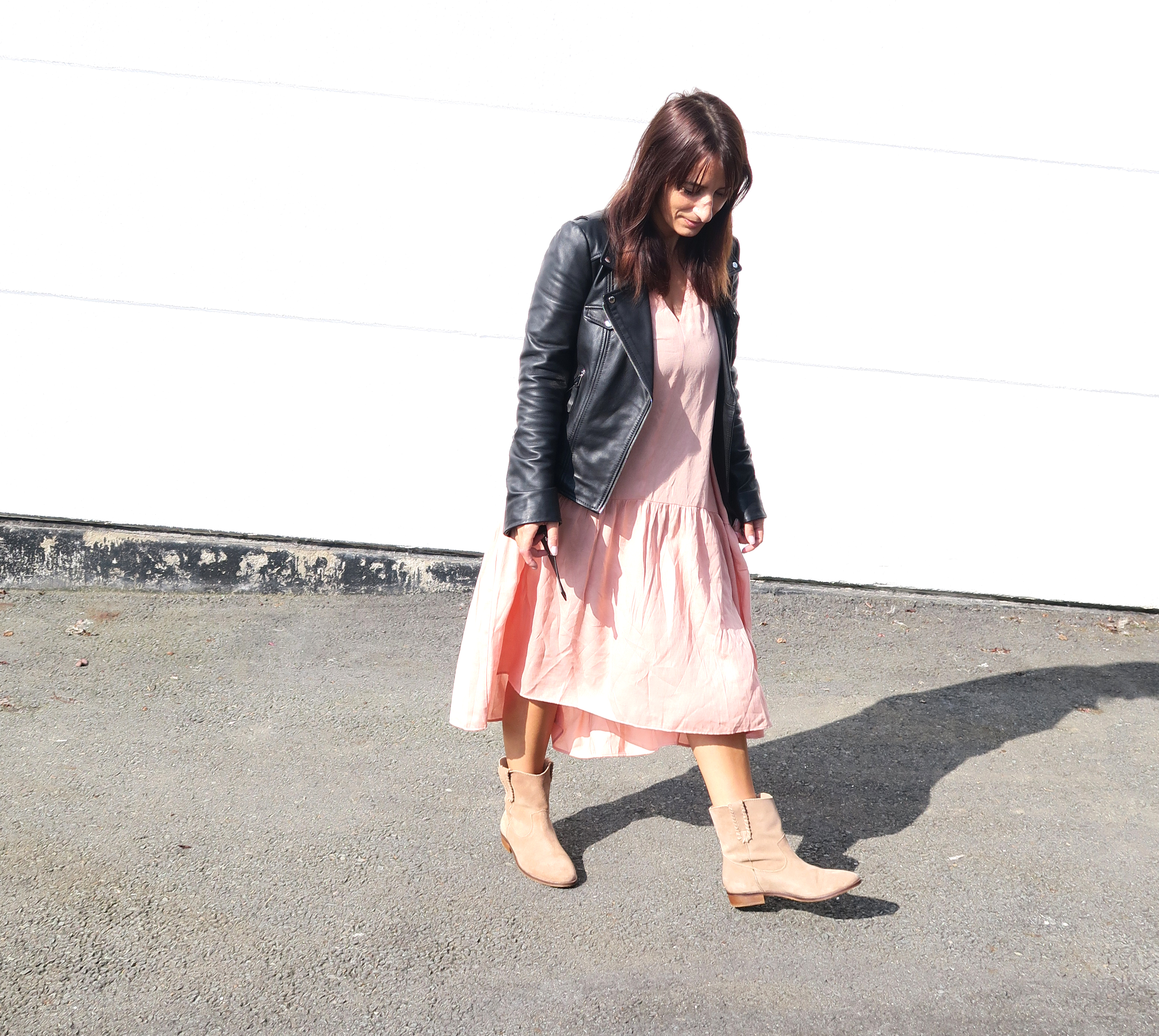Modesalat-blogger-streetstyle-leather-bloggerstyle-ruffles-dress-3