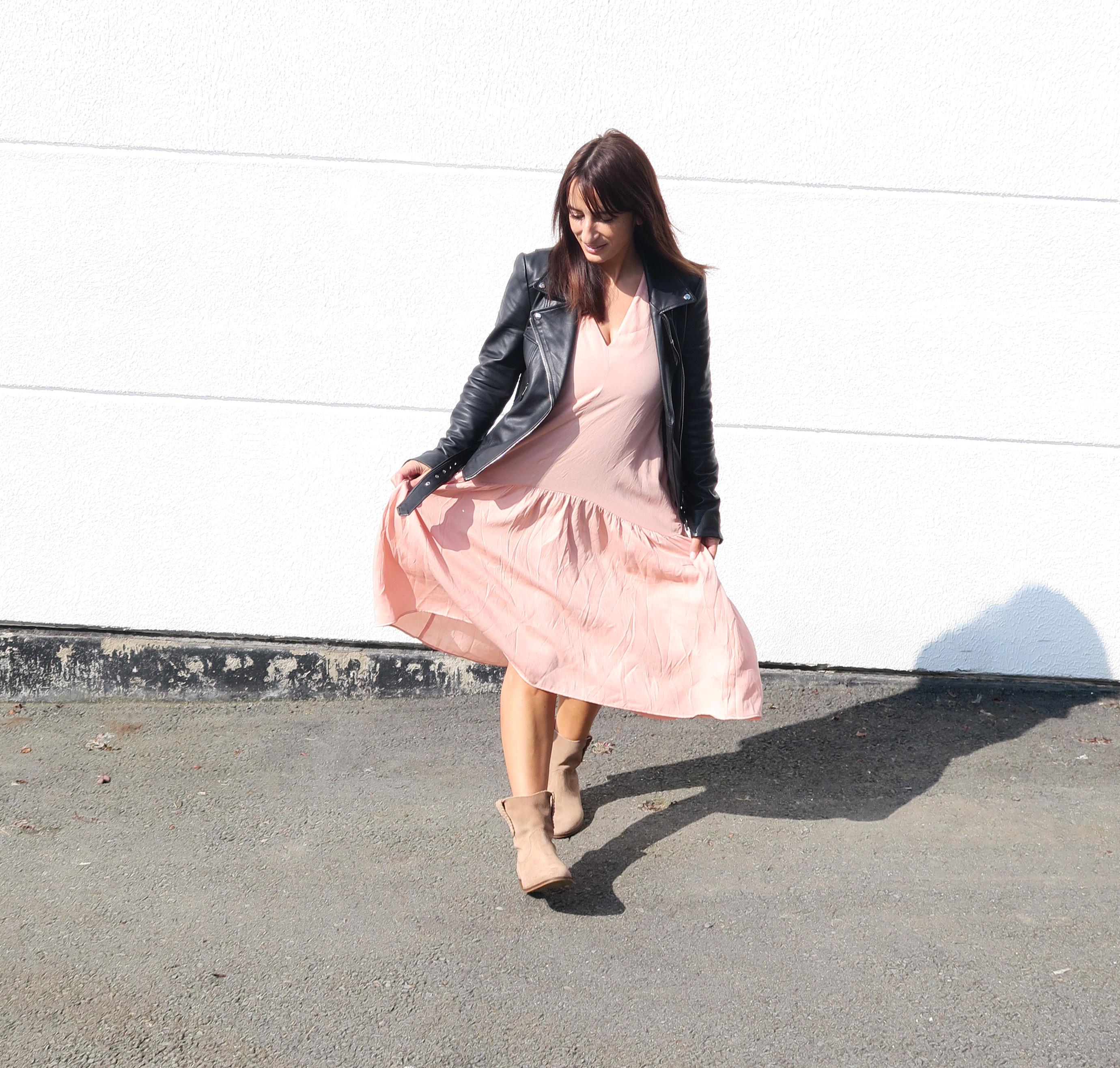 Modesalat-blogger-streetstyle-leather-bloggerstyle-ruffles-dress-4