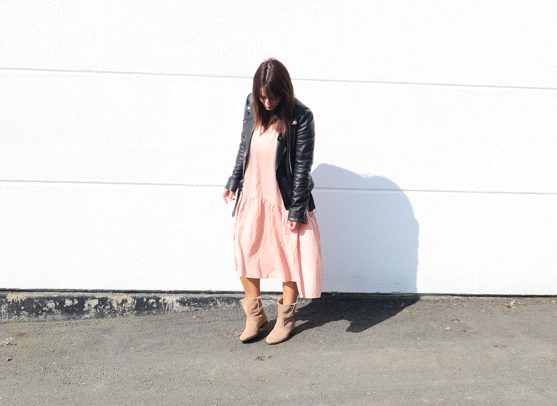 Modesalat-blogger-streetstyle-leather-bloggerstyle-ruffles-dress-7
