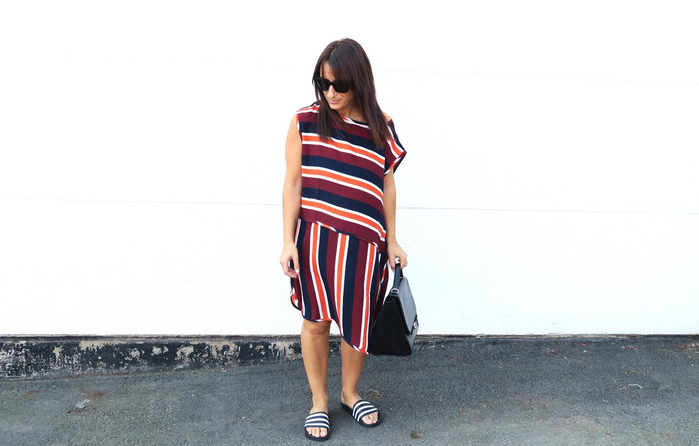 Stripe Summer