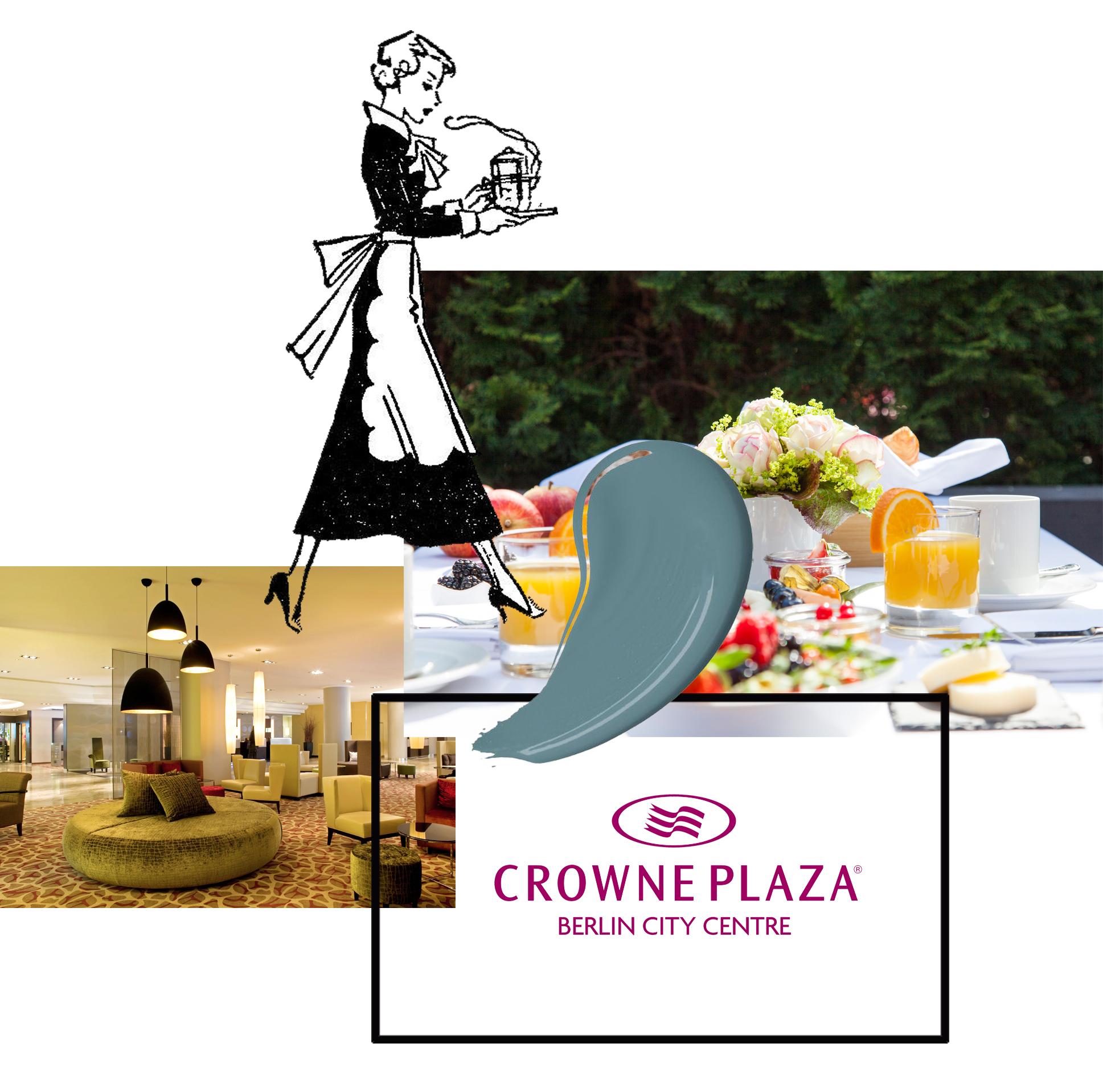 ausbildung im restaurantfach hotel crowne plaza berlin. Black Bedroom Furniture Sets. Home Design Ideas