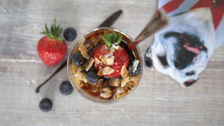 REZEPT | Vegan | Kokos Porridge