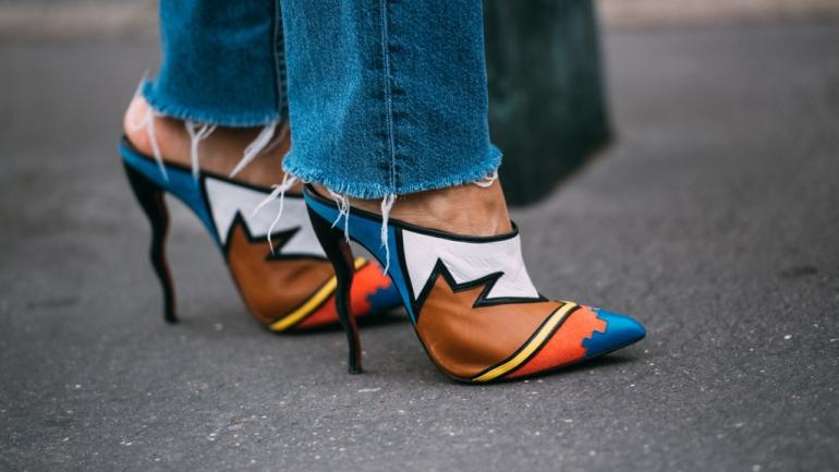 TREND | Streetstyle Spotting | MULES & Pantoletten