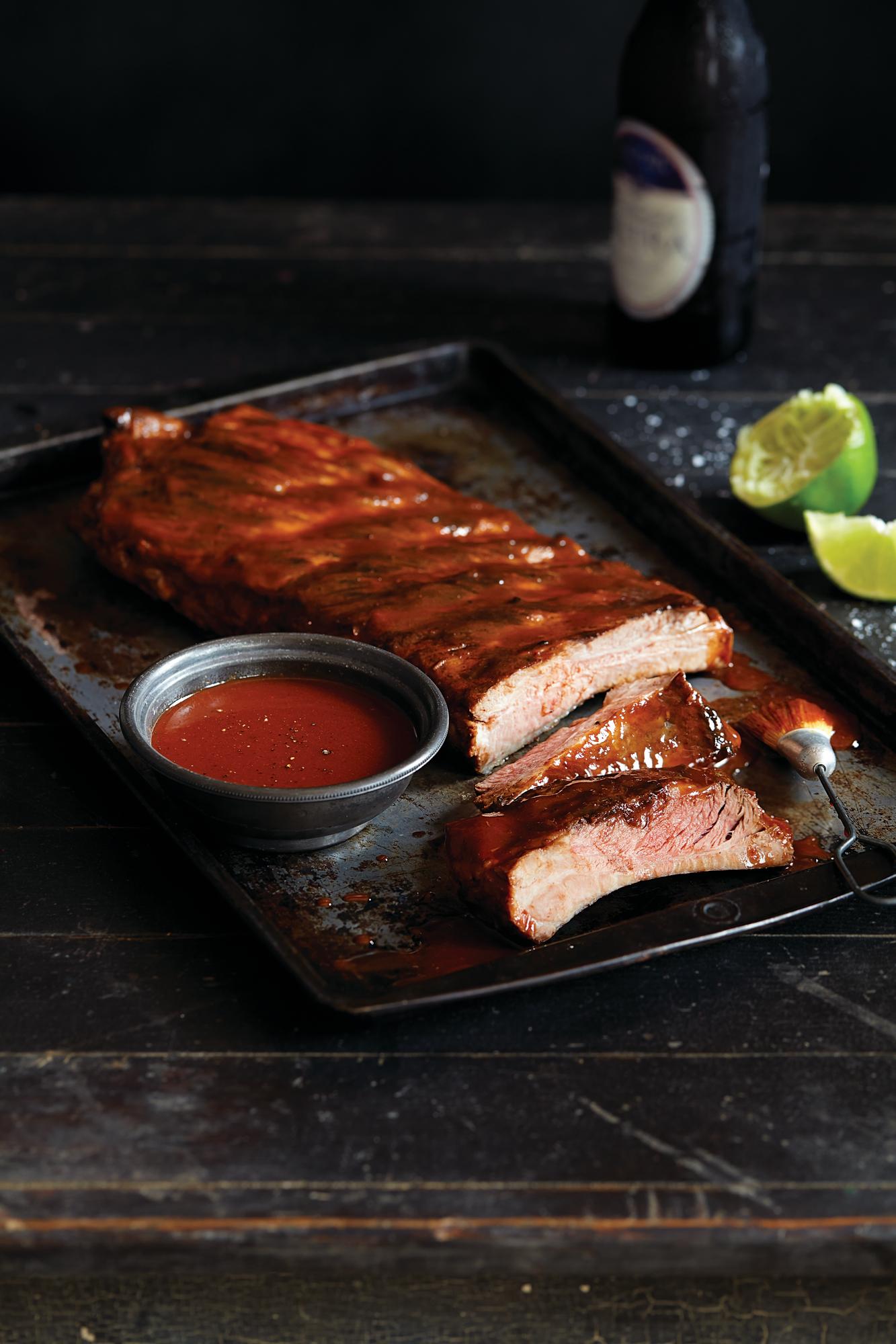 REZEPT |  Granatapfel Barbecue Sauce