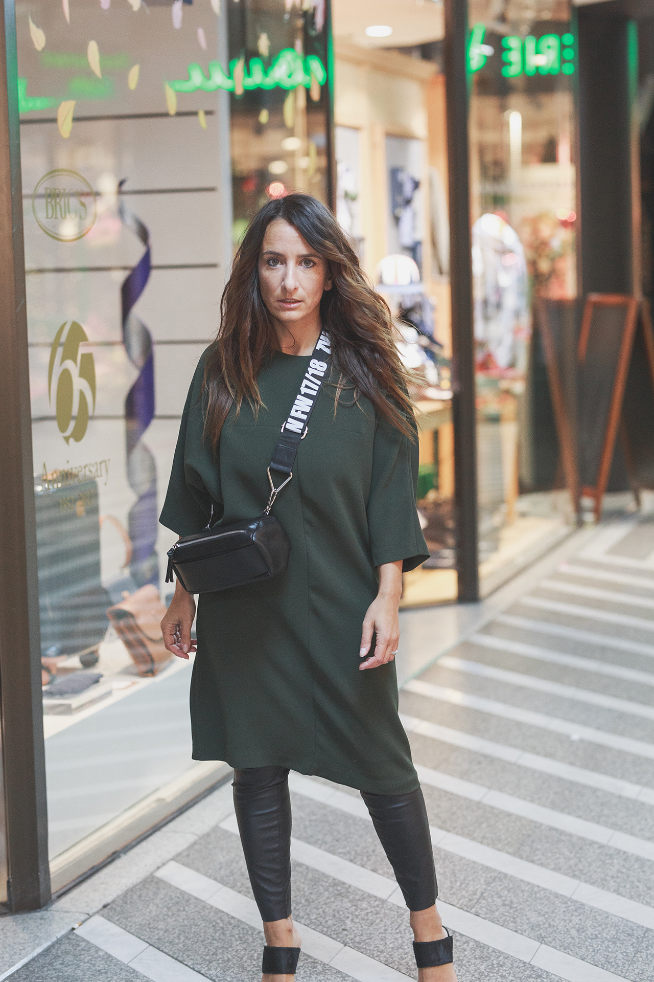 OUTFIT | FASHION | Kleid an Weihnachten mal anders kombiniert