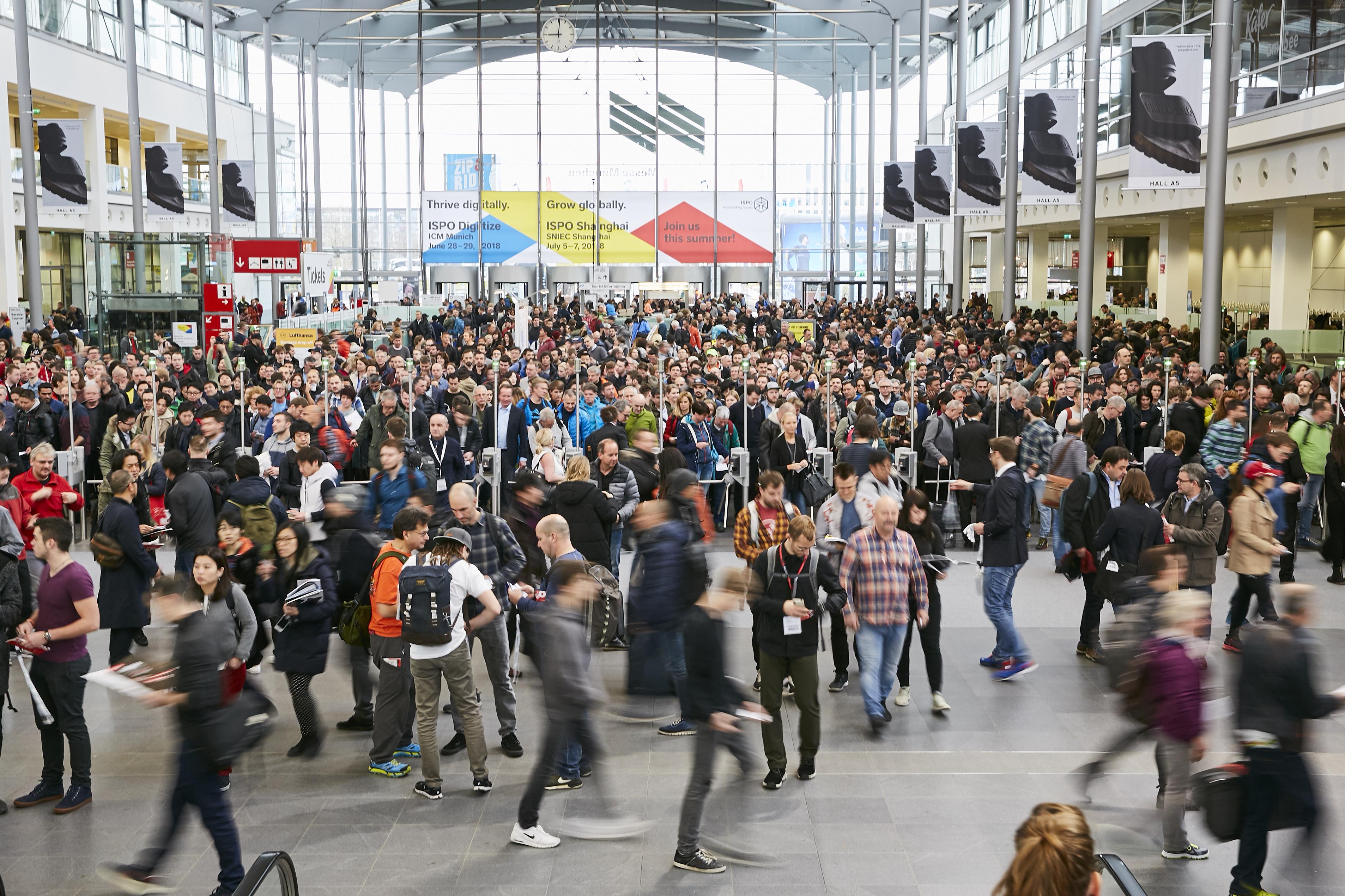 EVENTS | Mein Tag auf der ISPO in München