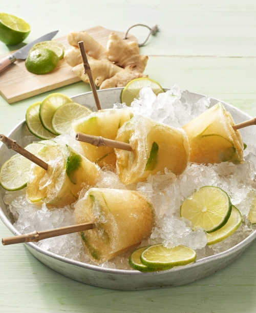 Food | Rezept | Adelholzener Popsicles – Thaisicles