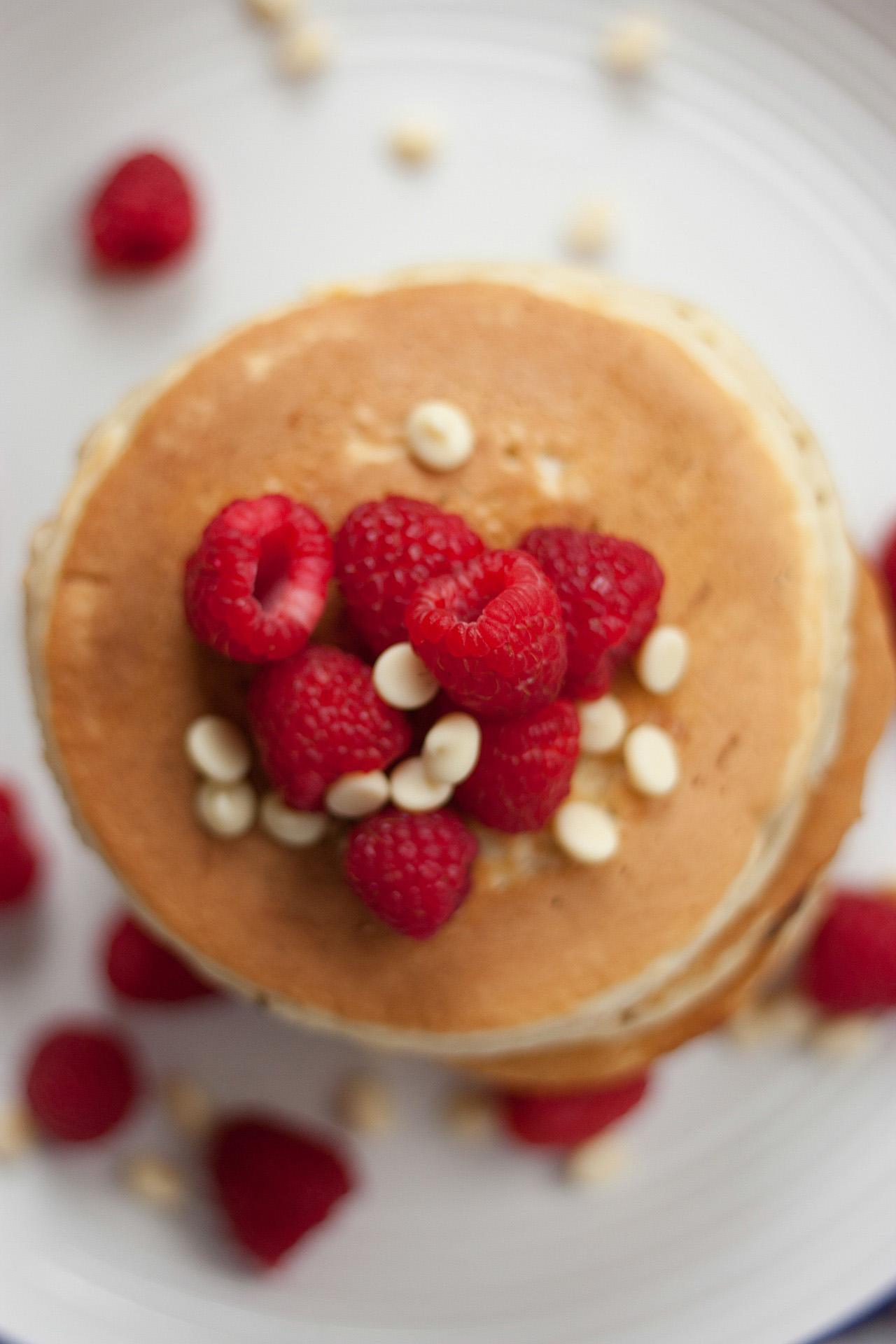 FOOD | REZEPT | Pfannkuchen mit Quark und Beeren