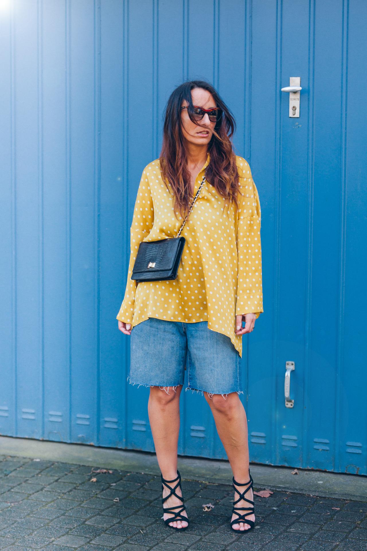 Bermuda Shorts Trend Fashionblogger