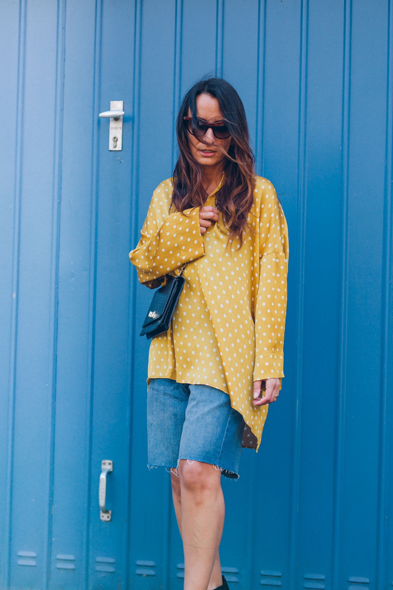 Bermuda Shorts Trend Modeblogger