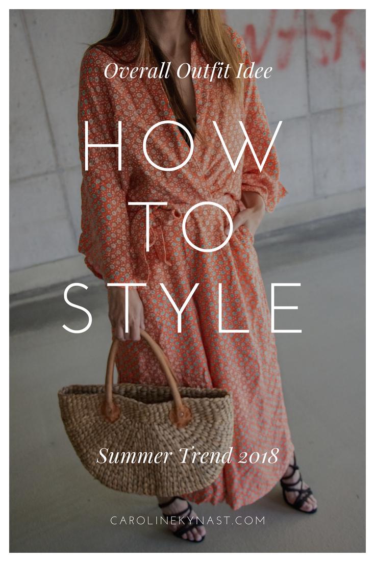 Overall American Vintage Fashionblogger