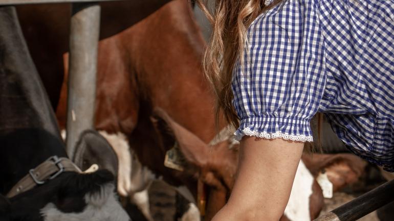 Oktoberfest Outfit – eine Lederhose – drei Styles