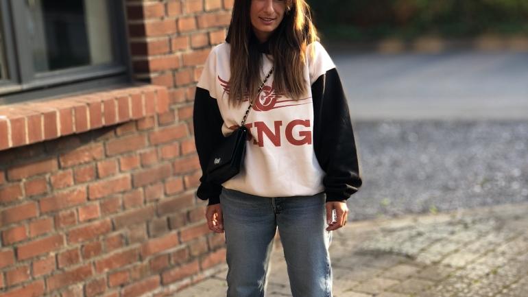 Anine Bing x Levis | Über billige Werbung und Perfektionswahn