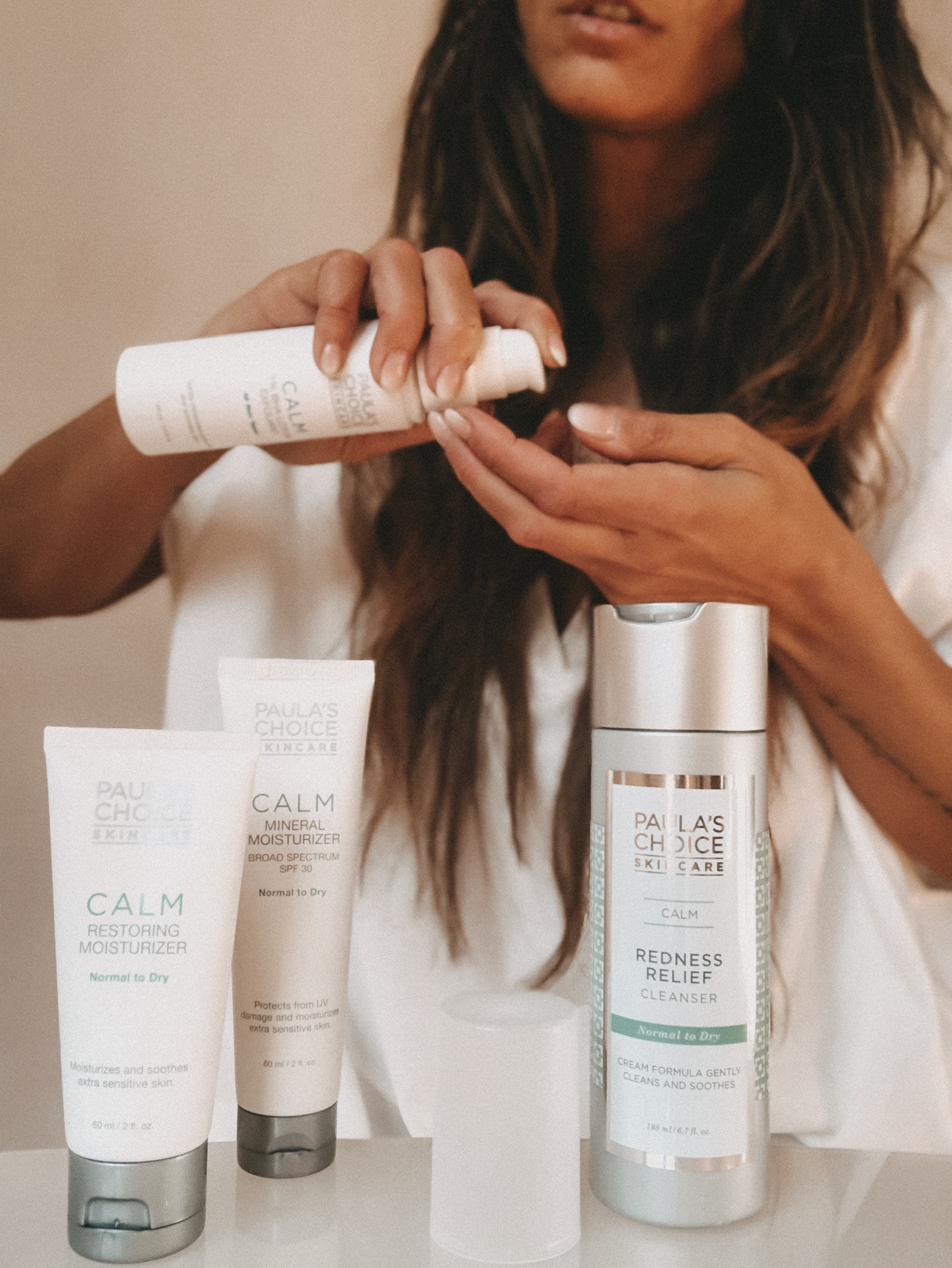 Beauty Routine mit Paulas Choice