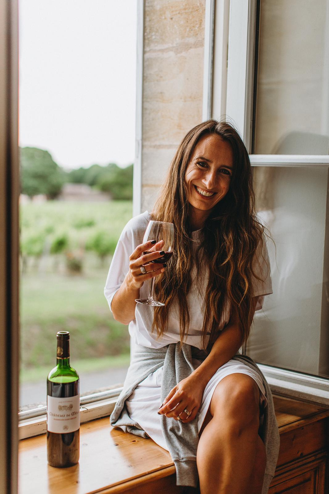 Bordeaux Wein lädt ein – Santé