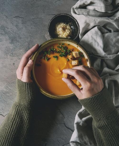 Herbstzeit gleich Suppenzeit
