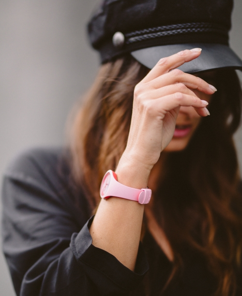 OUTFIT   Trend Spotting Color Blocking mit ICE WATCH