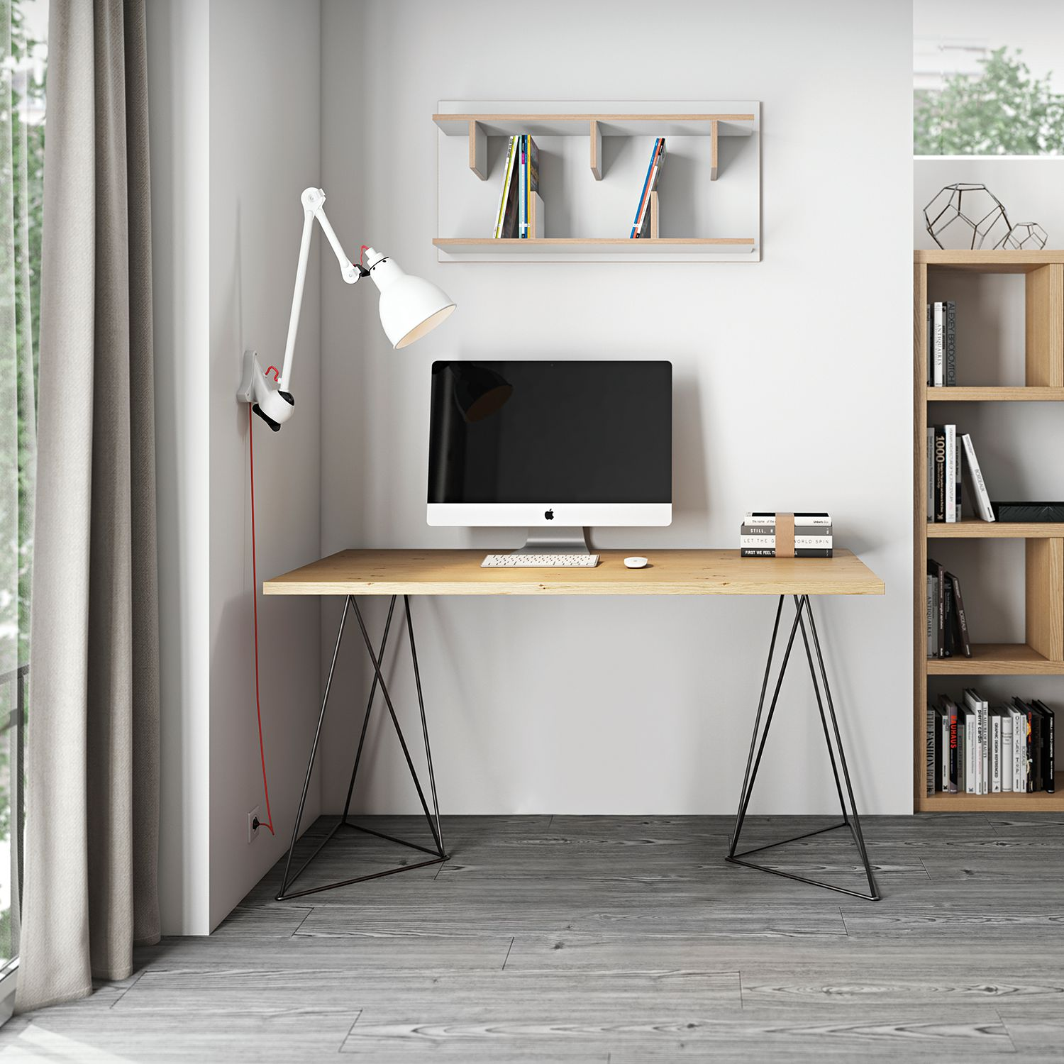 Interior | Homeoffice mit Home24